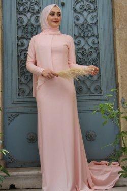 Zehrace Somon Sıla Abiye Elbise